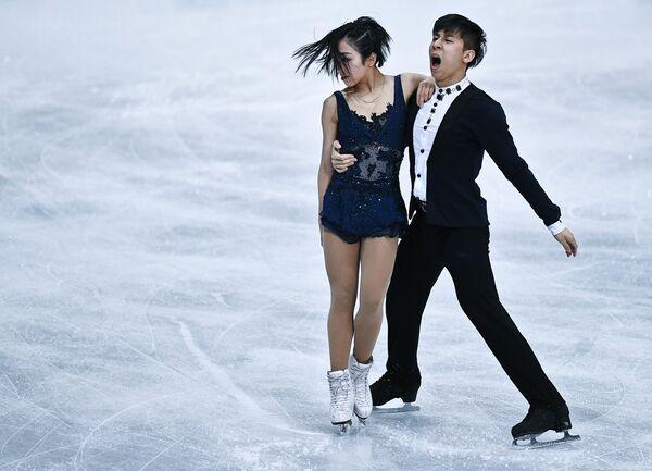 Суй Вэньцзин и Хань Цун (КНР)