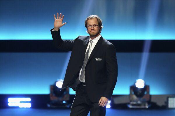 Двукратный олимпийский чемпион в составе сборной Канады по хоккею Крис Пронгер