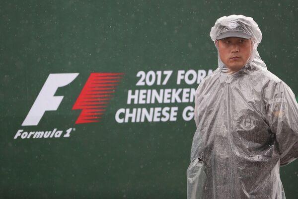 Стюард на втором этапе чемпионата Формулы-1 - Гран-при Китая