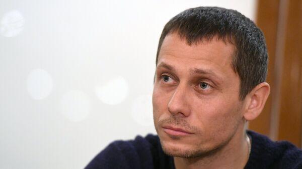 Тренер национальной сборной России по лёгкой атлетике Юрий Борзаковский