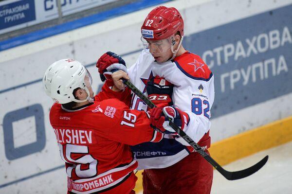 Анатолий Голышев (слева) и Кирилл Воробьёв