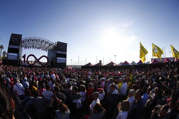 Презентация веломногодневки Джиро д'Италия