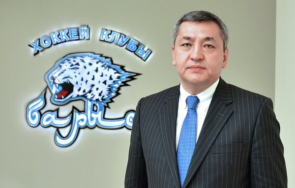 Аскар Шопобаев
