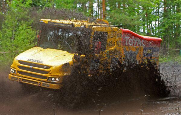 Автомобиль команды Qualisport Racing под управлением Миклоша Ковача (Венгрия)