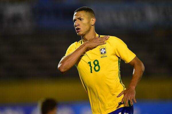 Бразильский нападающий Ришарлисон