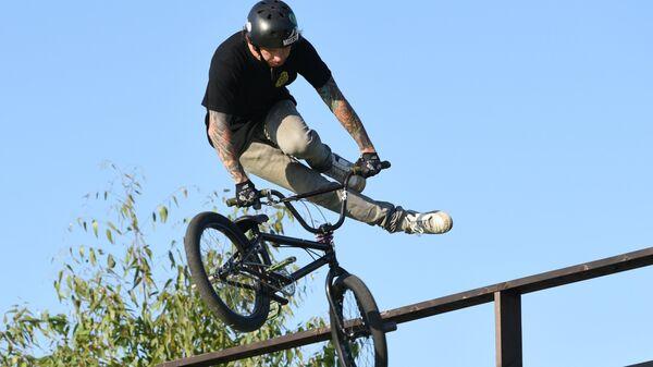 BMX-фристайл