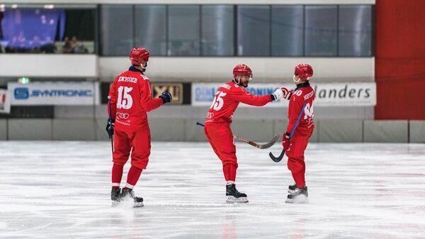 Хоккеисты Енисея