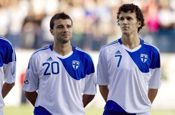 Алексей (слева) и Роман Еременко, архивное фото