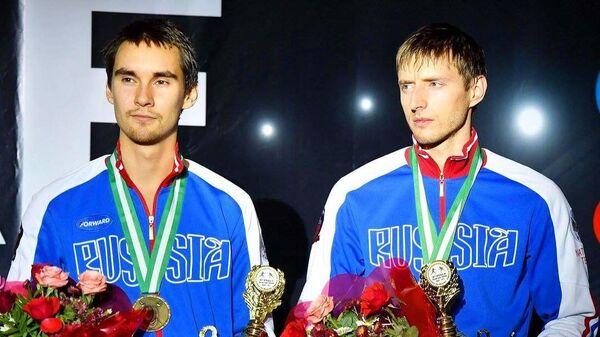 Камиль Ибрагимов (слева) и Вениамин Решетников