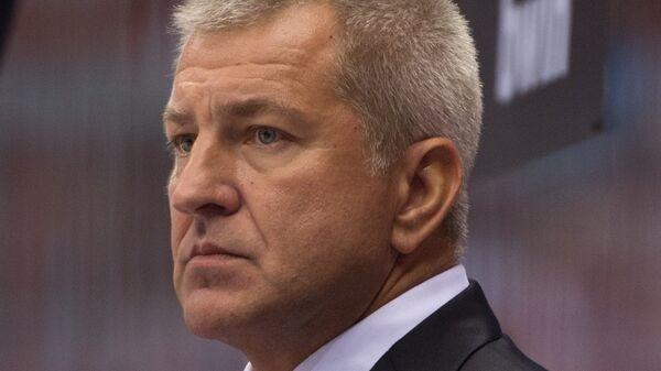 Главный тренер олимпийской сборной России Олег Браташ