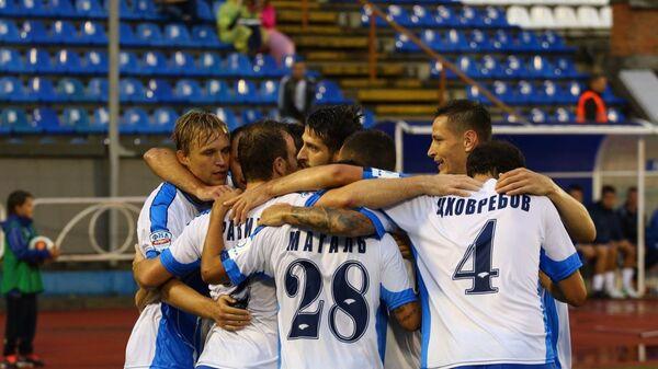 Футболисты Сибири