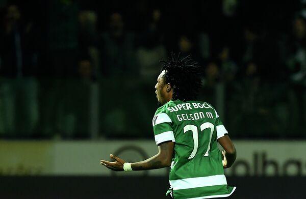Нападающий лиссабонского Спортинга Желсон Мартинш
