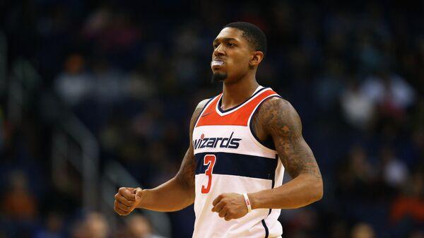 Баскетболист Вашингтон Уизардз Брэдли Бил