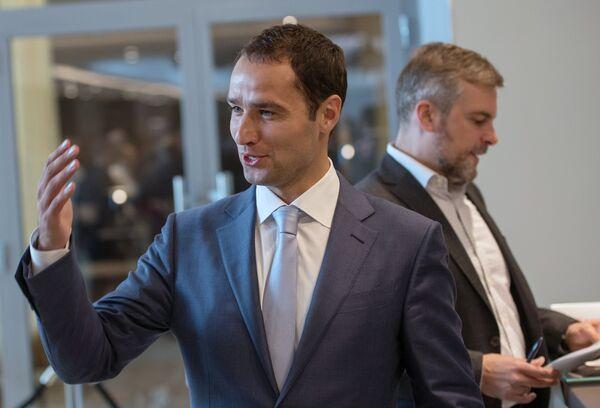 Экс-игрок сборной России по футболу Роман Широков