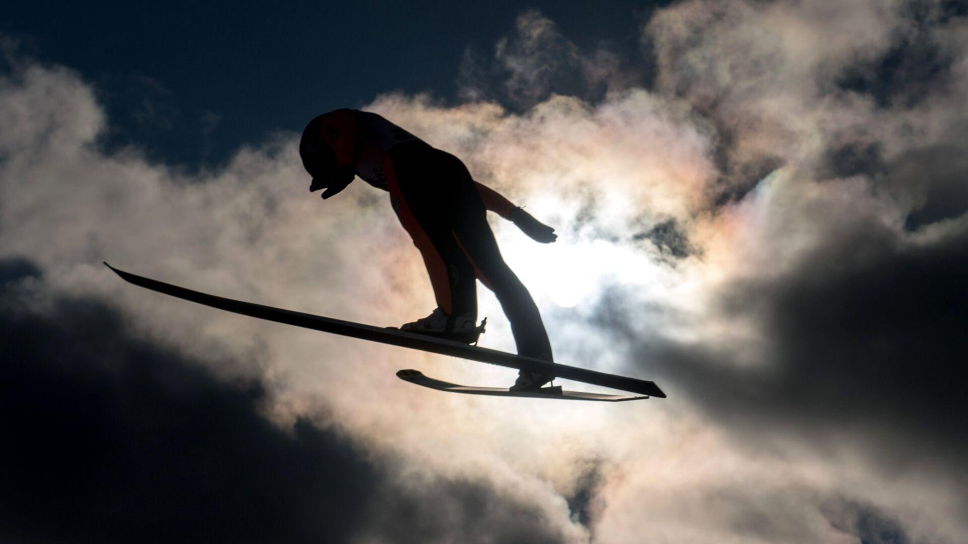 Лыжное двоеборье. Чемпионат мира. Мужчины - РИА Новости, 1920, 29.11.2020