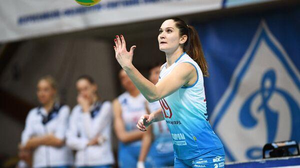 Игрок ВК Динамо Дарья Столярова