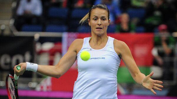 Немецкая теннисистка Татьяна Мария