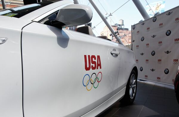 Олмпийский комитет США (USOC)