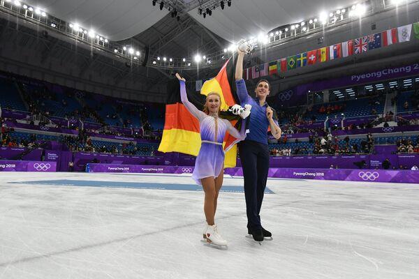 Алена Савченко и Брюно Массо