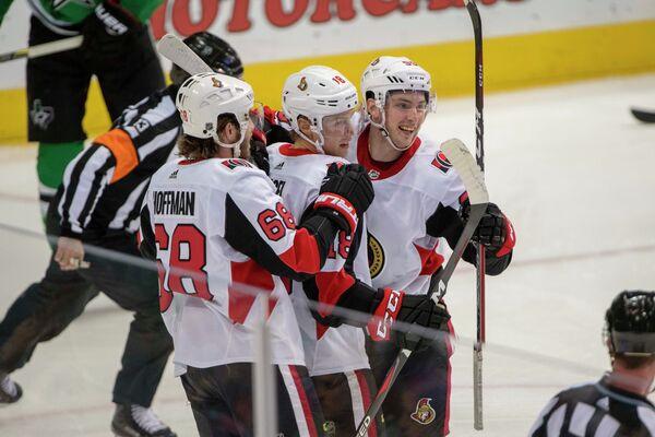 Игроки клуба НХЛ Оттава Сенаторз