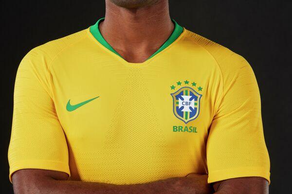 Форма сборной Бразилии на чемпионате мира-2018 по футболу