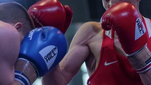 Урванов 7 марта сразится с боксером из Киргизии за пояс WBA Gold