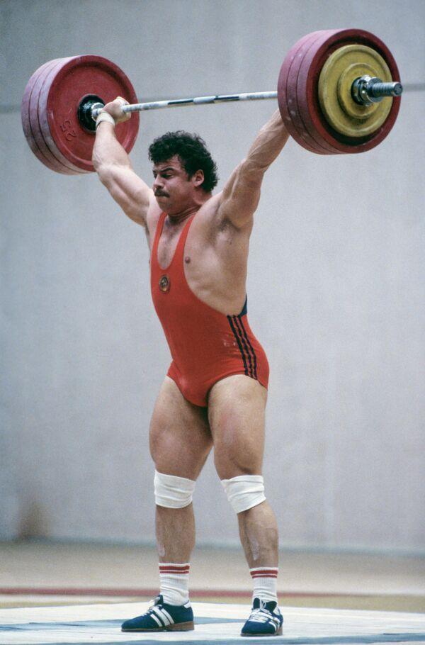 Александр Курлович (архив, 1983 год)