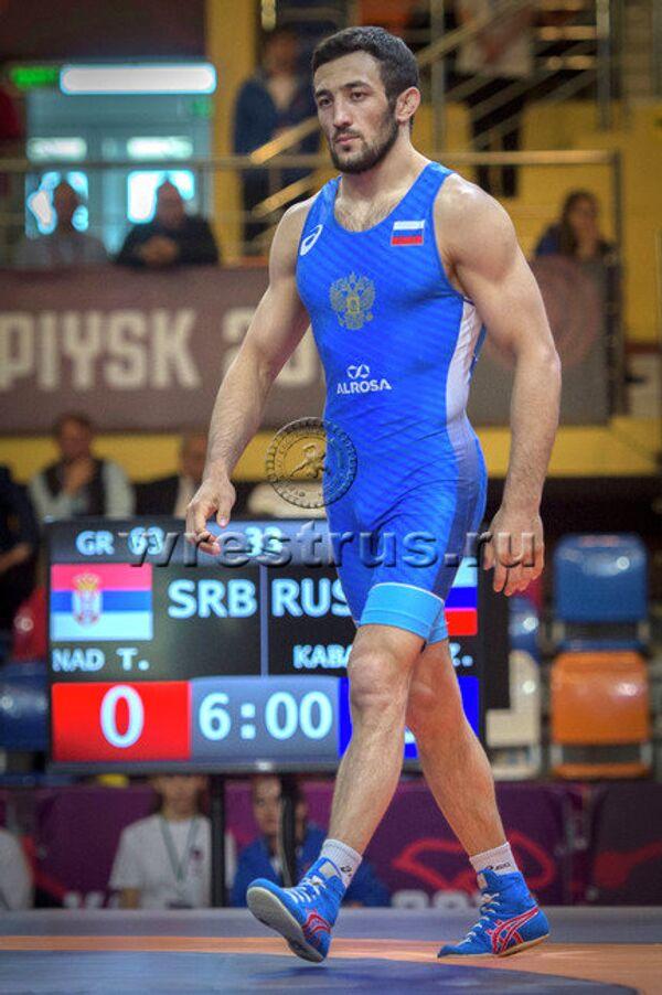 Заур Кабалоев