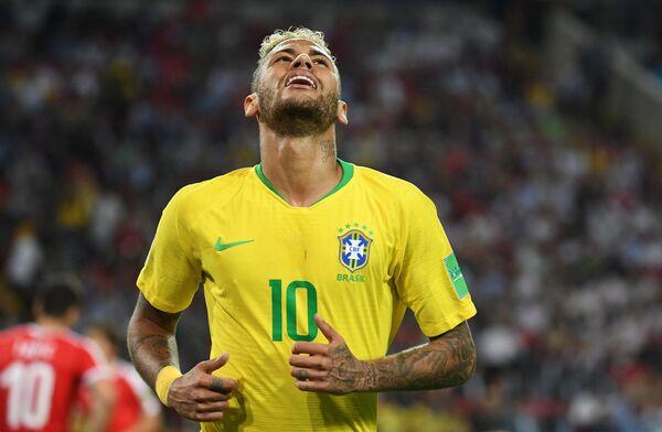 Форвард сборной Бразилии Неймар