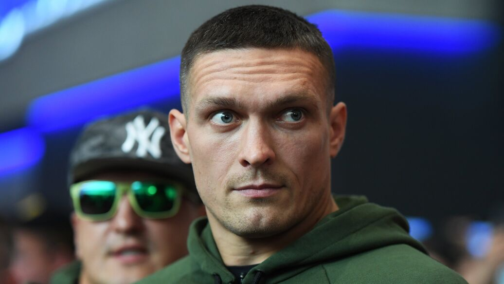 Украинский боксер Усик ответил на угрозы националистов