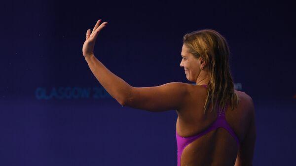 Ефимова выиграла заплыв на 50 метров брассом на чемпионате России