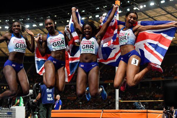 Женская сборная Великобритании