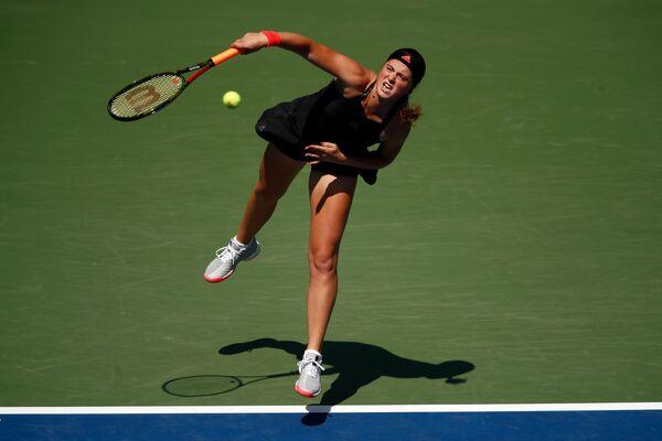 Теннисистка Елена Остапенко на US Open