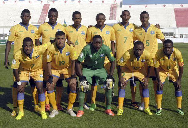 Сборная Руанды по футболу