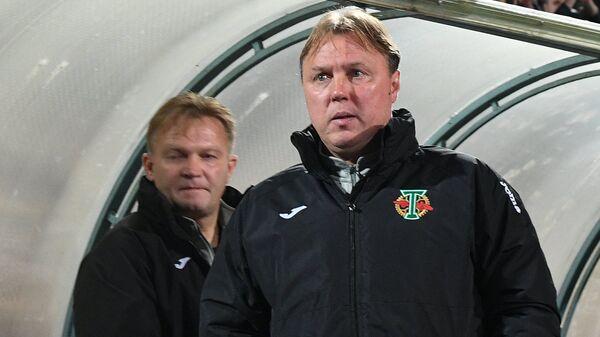 Главный тренер Торпедо Игорь Колыванов