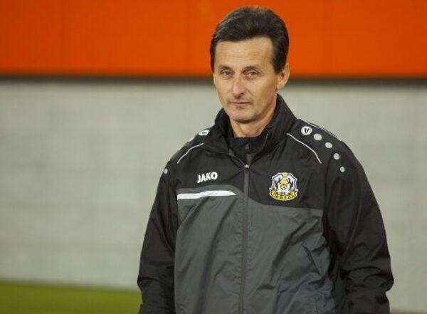 Главный тренер клуба ФНЛ Тюмень Горан Алексич