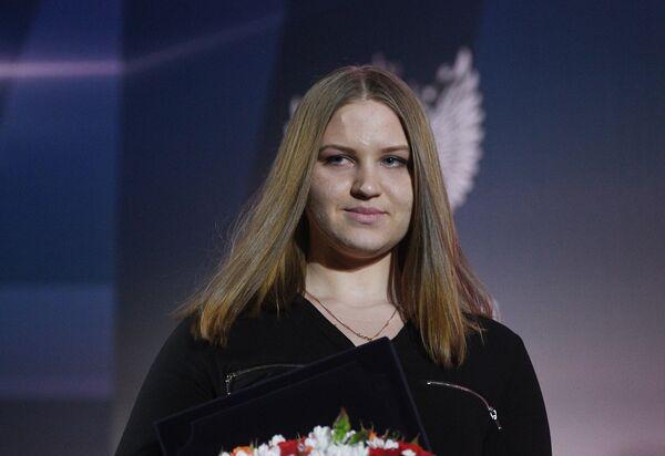 Анастасия Шамонова