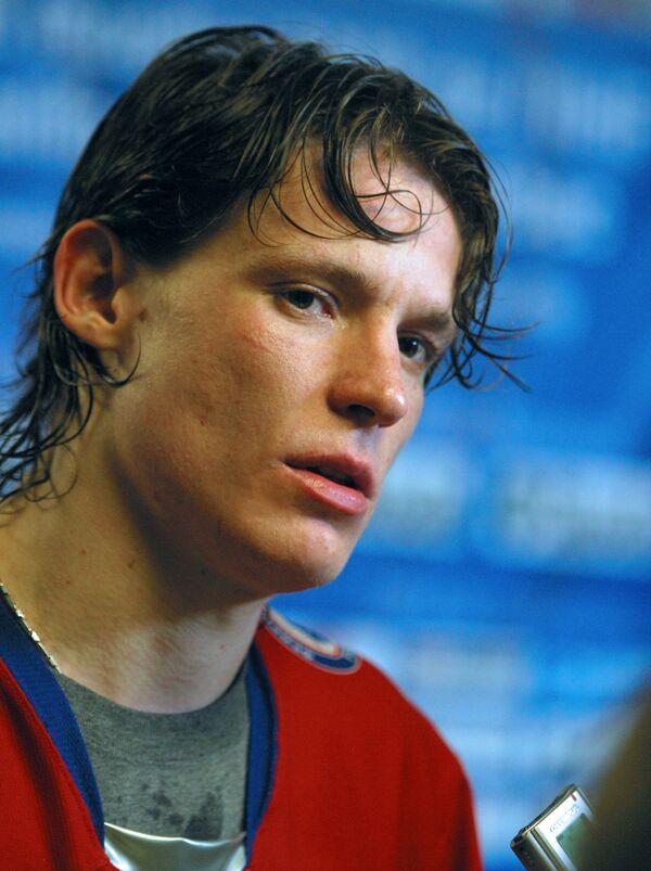 Хоккеист Вашингтона Александр Семин оштрафован НХЛ