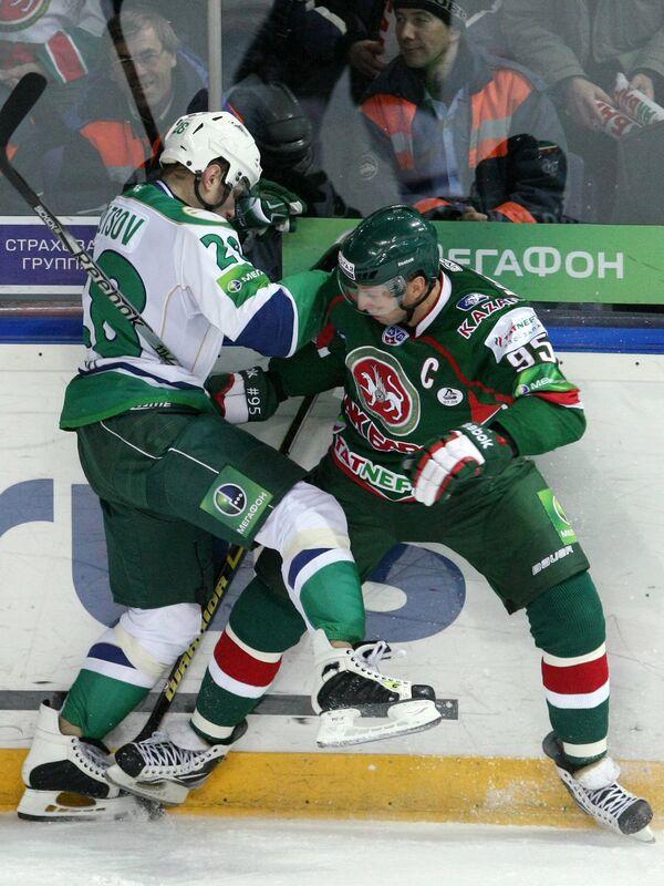 Константин Кольцов и Алексей Морозов (слева направо)