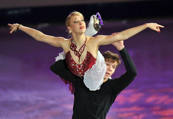 Россияне Екатерина Боброва и Дмитрий Соловьев