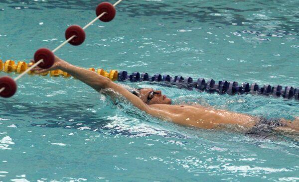 Чемпионат Сибири по плаванию спорт плавание Омск