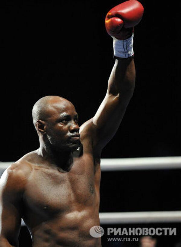 Боксер из Барбадоса Шон Кокс