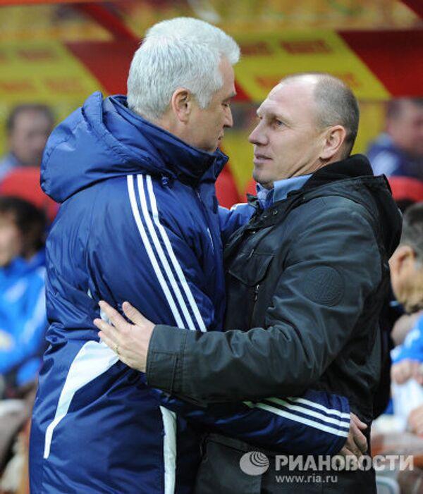 Сергей Силкин и  Дмитрий Черышев (слева направо)