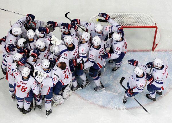 Сборная Франции по хоккею