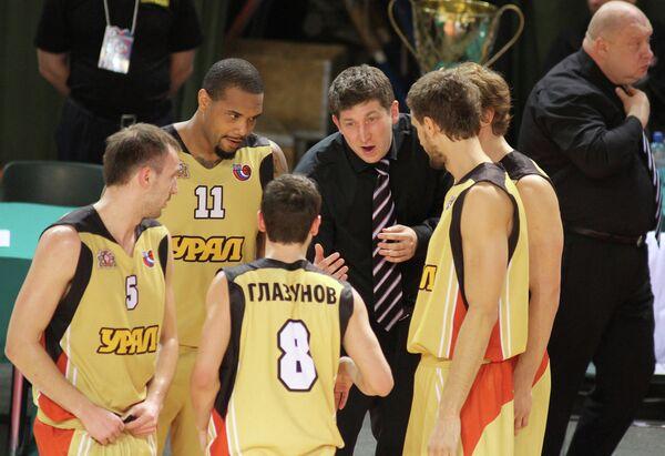 Баскетболисты Урала