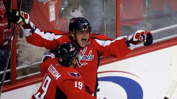 Гол Овечкина стал победным для Вашингтона в матче с Оттавой в НХЛ