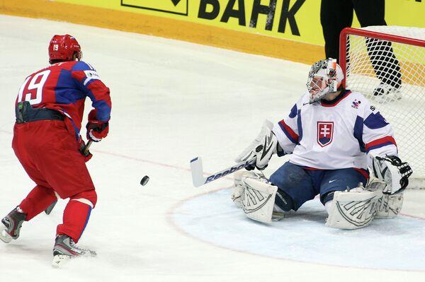 Россия словакия хоккей чм первое государственное образование в европе