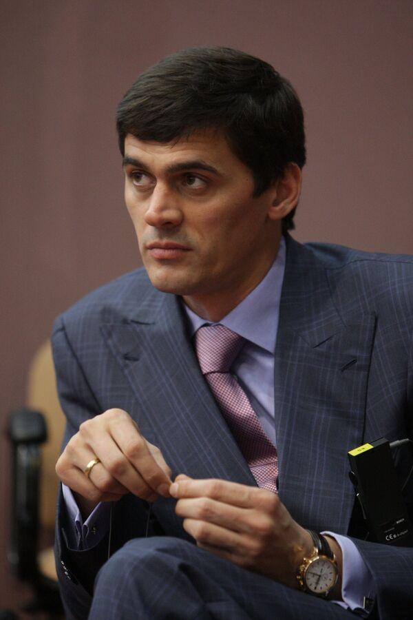 Александр Попов