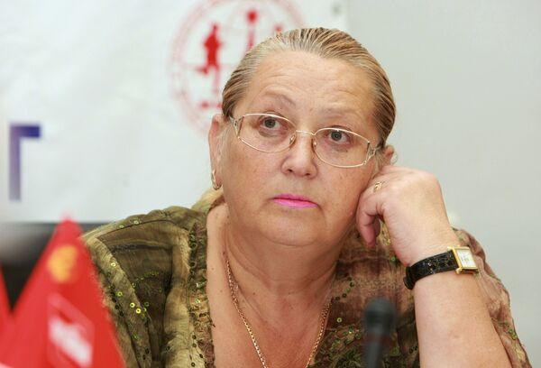 Анна Алешина