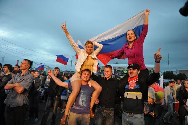 Трансляция матча ЕВРО - 2012 между сборными России и Греция